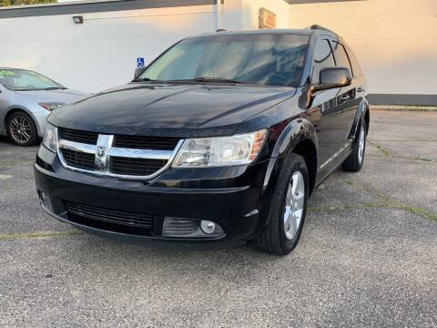 2010 Dodge Journey for sale at HIGHLINE AUTO LLC in Kenosha WI