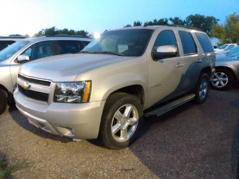 2007 Chevrolet Tahoe for sale at L & J Motors in Mandan ND