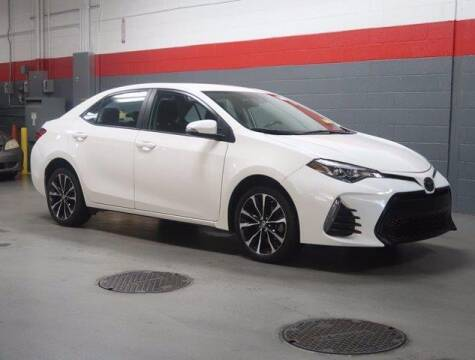 2019 Toyota Corolla for sale at CU Carfinders in Norcross GA