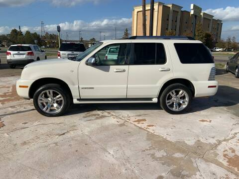 2009 Mercury Mountaineer for sale at Uncle Ronnie's Auto LLC in Houma LA