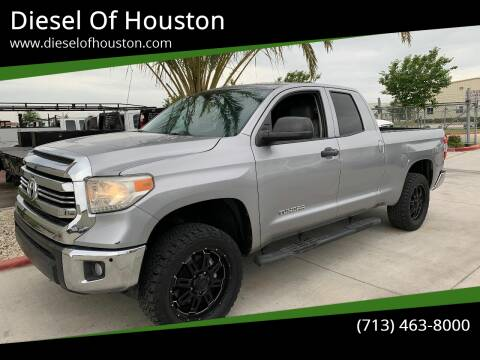 2014 Toyota Tundra for sale at Diesel Of Houston in Houston TX