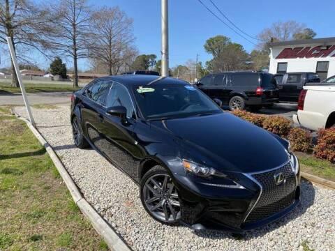 2015 Lexus IS 250 for sale at Beach Auto Brokers in Norfolk VA