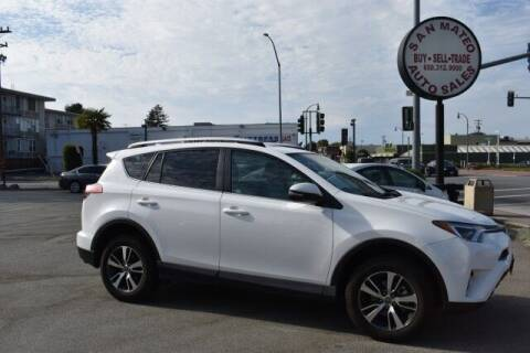 2016 Toyota RAV4 for sale at San Mateo Auto Sales in San Mateo CA