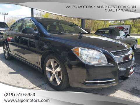 2011 Chevrolet Malibu for sale at Valpo Motors 1 and 2  Best Deals On Quality Wheels in Valparaiso IN