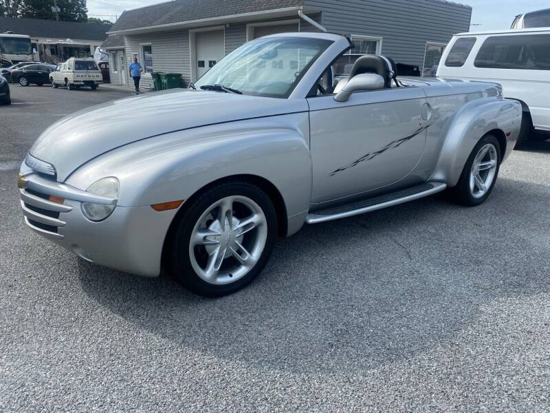 2004 Chevrolet SSR for sale at Drivers Auto Sales in Boonville NC