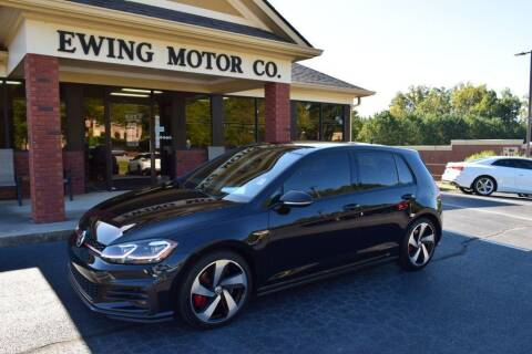 2018 Volkswagen Golf GTI for sale at Ewing Motor Company in Buford GA