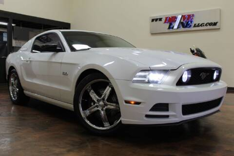 2014 Ford Mustang for sale at Driveline LLC in Jacksonville FL