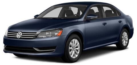 2014 Volkswagen Passat for sale at TRADEWINDS MOTOR CENTER LLC in Cleveland OH