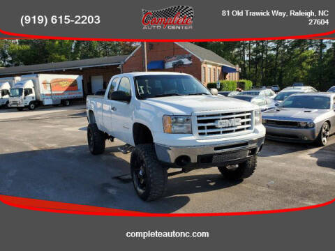 2011 GMC Sierra 1500 for sale at Complete Auto Center , Inc in Raleigh NC