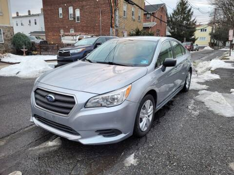 2015 Subaru Legacy for sale at Millennium Auto Group in Lodi NJ