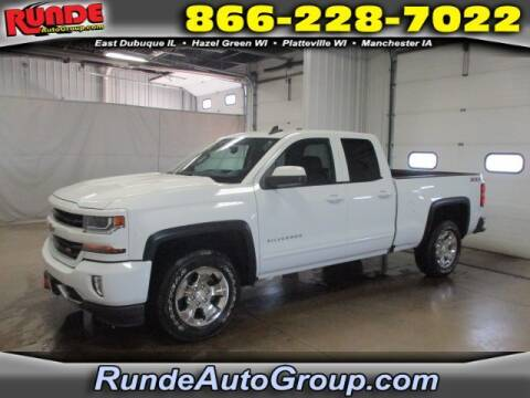 2017 Chevrolet Silverado 1500 for sale at Runde Chevrolet in East Dubuque IL