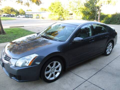 2008 Nissan Maxima for sale at Carfit Inc. in Arlington TX