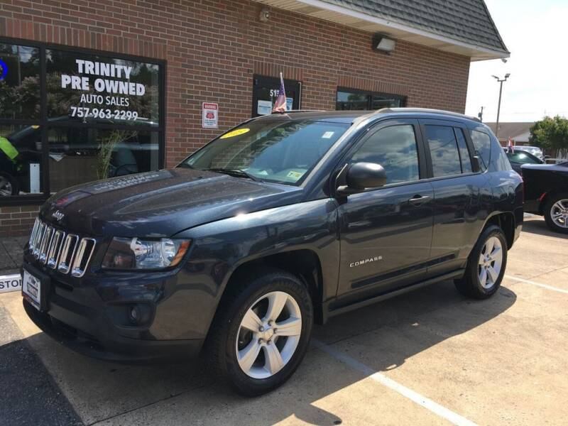 2015 Jeep Compass for sale at Bankruptcy Car Financing in Norfolk VA