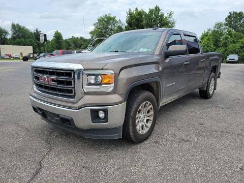 2015 GMC Sierra 1500 for sale at Cruisin' Auto Sales in Madison IN