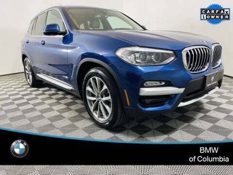 2018 BMW X3 for sale at Preowned of Columbia in Columbia MO