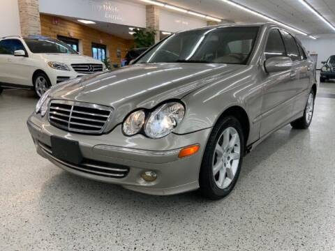 2007 Mercedes-Benz C-Class for sale at Dixie Motors in Fairfield OH