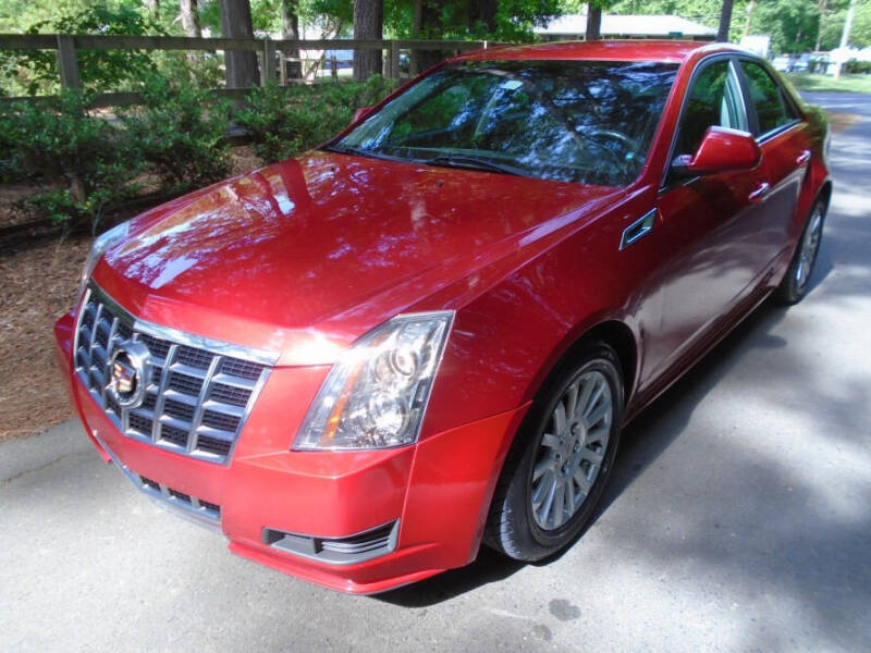 2012 Cadillac CTS for sale at City Imports Inc in Matthews NC