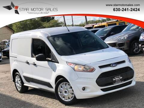 2014 Ford Transit Connect Cargo for sale at Star Motor Sales in Downers Grove IL