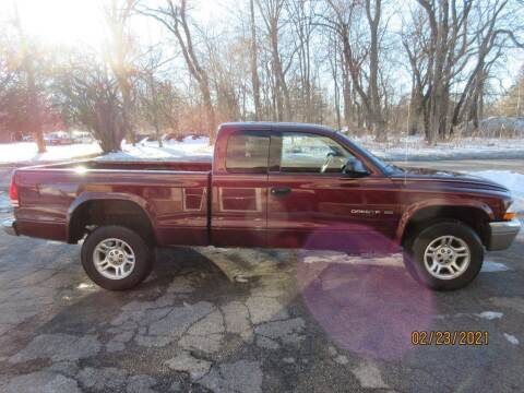 2002 Dodge Dakota for sale at Settle Auto Sales TAYLOR ST. in Fort Wayne IN