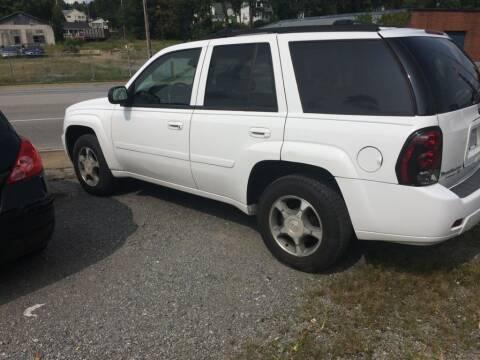 2006 Chevrolet TrailBlazer for sale at Abingdon Auto Specialist Inc. in Abingdon VA