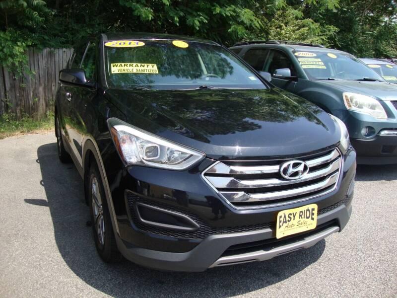 2013 Hyundai Santa Fe Sport for sale at Easy Ride Auto Sales Inc in Chester VA