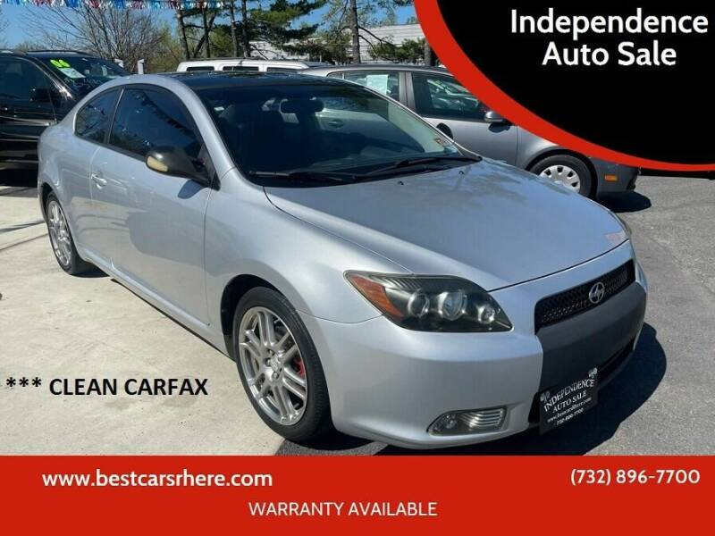 2008 Scion tC for sale at Independence Auto Sale in Bordentown NJ