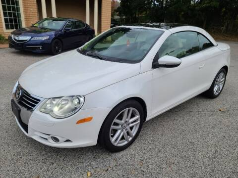 2011 Volkswagen Eos for sale at Car and Truck Exchange, Inc. in Rowley MA