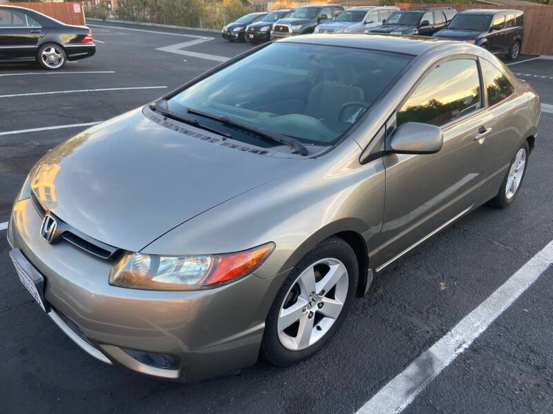 2006 Honda Civic for sale at Coast Auto Motors in Newport Beach CA