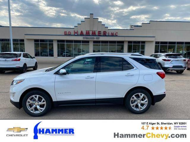 2020 Chevrolet Equinox for sale in Sheridan, WY