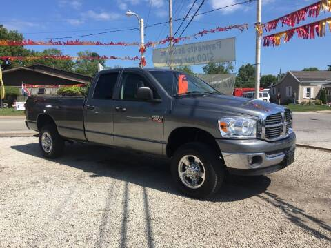 2009 Dodge Ram Pickup 2500 for sale at Antique Motors in Plymouth IN