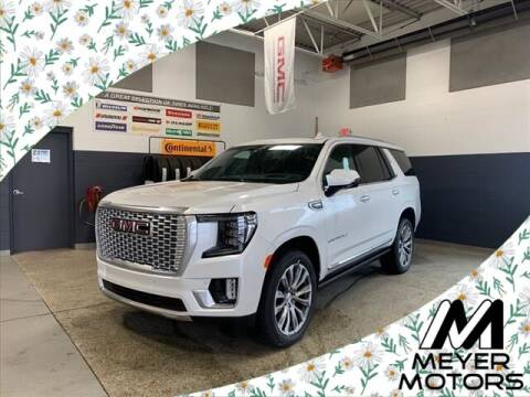 2021 GMC Yukon for sale at Meyer Motors in Plymouth WI