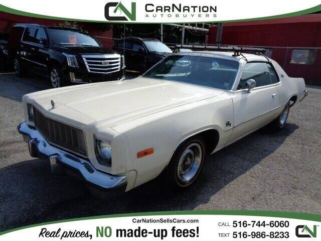 1976 Plymouth Fury for sale at CarNation AUTOBUYERS, Inc. in Rockville Centre NY