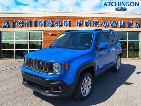 2015 Jeep Renegade for sale at Atchinson Ford Sales Inc in Belleville MI