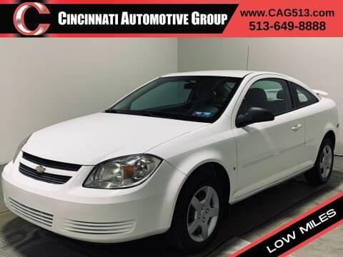 2008 Chevrolet Cobalt for sale at Cincinnati Automotive Group in Lebanon OH