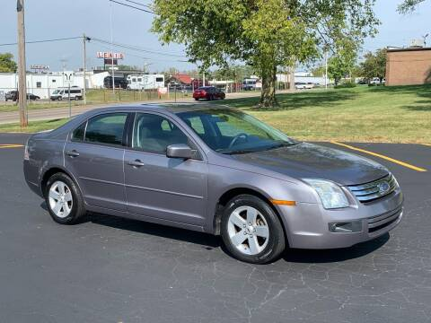 2006 Ford Fusion for sale at Dittmar Auto Dealer LLC in Dayton OH