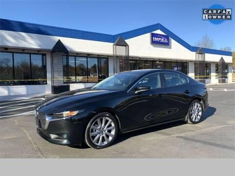 2020 Mazda Mazda3 Sedan for sale at Impex Auto Sales in Greensboro NC