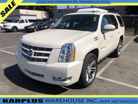 2014 Cadillac Escalade for sale at Karplus Warehouse in Pacoima CA