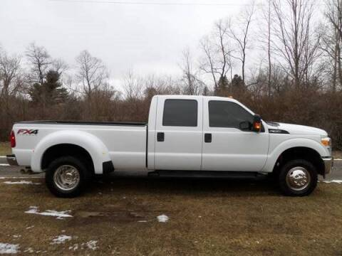 2015 Ford F-350 Super Duty for sale at Apex Auto Sales LLC in Petersburg MI