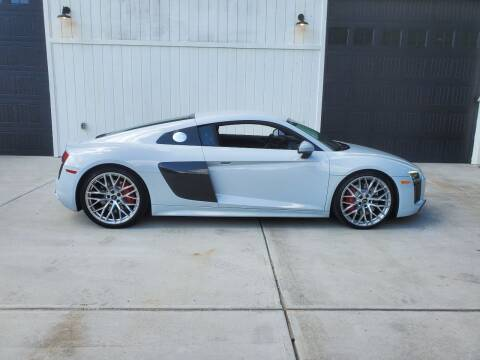 2017 Audi R8 for sale at European Performance in Raleigh NC