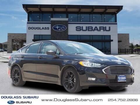 2019 Ford Fusion for sale at Douglass Automotive Group - Douglas Subaru in Waco TX