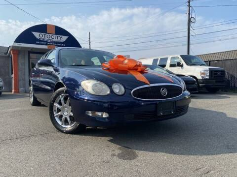 2007 Buick LaCrosse for sale at OTOCITY in Totowa NJ