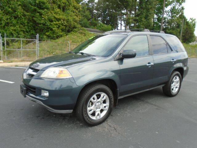 2005 Acura MDX for sale at Atlanta Auto Max in Norcross GA
