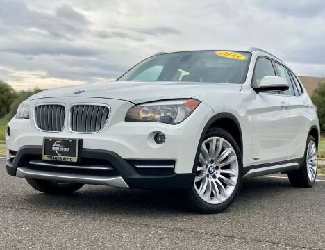 2013 BMW X1 for sale at Premier Auto Group in Union Gap WA