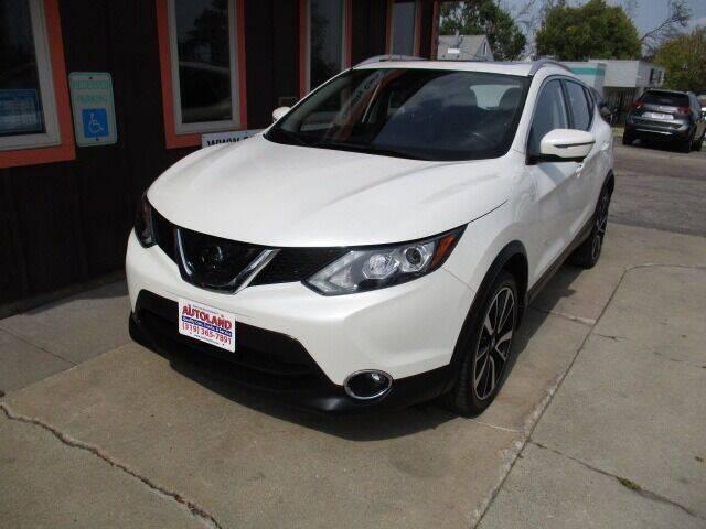 2017 Nissan Rogue Sport for sale at Autoland in Cedar Rapids IA