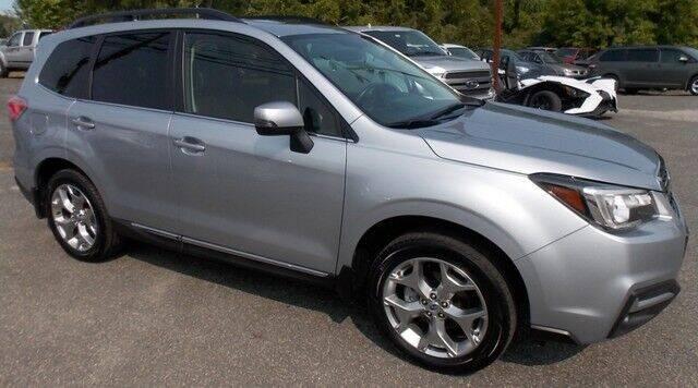 2017 Subaru Forester for sale at Bachettis Auto Sales in Sheffield MA