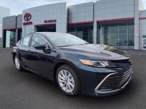 2021 Toyota Camry for sale at BEAMAN TOYOTA in Nashville TN