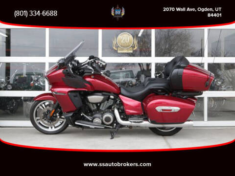 2018 Yamaha Star Venture for sale at S S Auto Brokers in Ogden UT