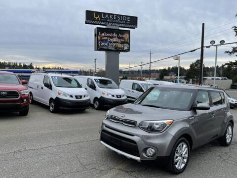 2019 Kia Soul for sale at Lakeside Auto in Lynnwood WA