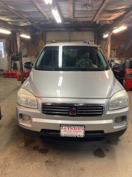 2005 Saturn Relay for sale at Lavictoire Auto Sales in West Rutland VT