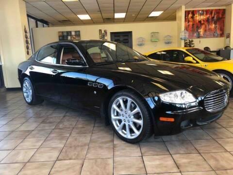 2005 Maserati Quattroporte for sale at Suzuki of Tulsa - Global car Sales in Tulsa OK